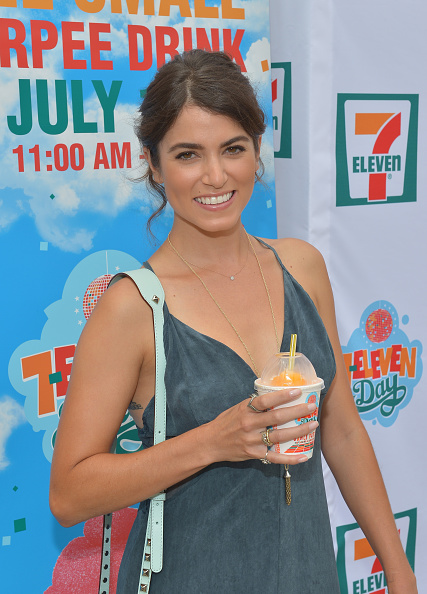 Empire State Building「Actress Nikki Reed Hosts 7-Eleven's 86th Birthday Party In Malibu」:写真・画像(1)[壁紙.com]