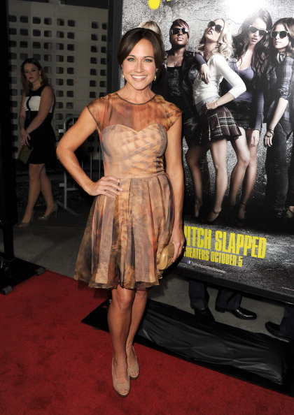 Actress「Premiere Of Universal Pictures And Gold Circle Films' 'Pitch Perfect' - Red Carpet」:写真・画像(18)[壁紙.com]