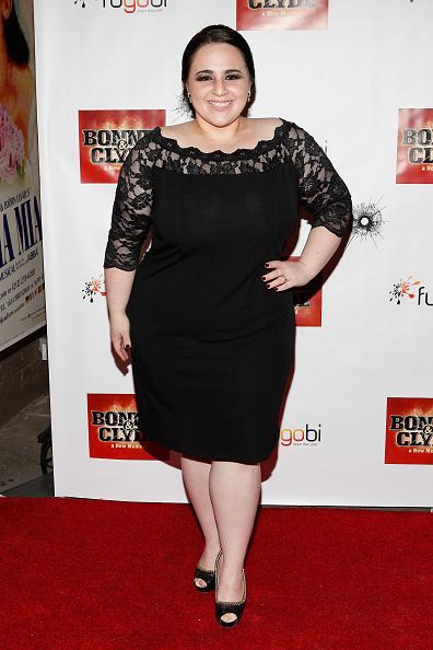 "Nikki Blonsky「""Bonnie & Clyde"" Broadway Opening Night - Arrivals & Curtain Call」:写真・画像(14)[壁紙.com]"