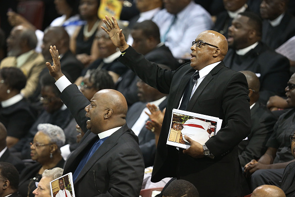 Methodist「President Obama Joins Mourners At Funeral Of Rev. Clementa Pinckney」:写真・画像(13)[壁紙.com]