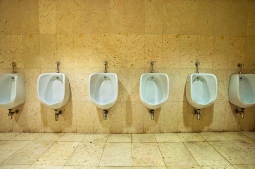 Restroom Sign「Urinals」:スマホ壁紙(11)