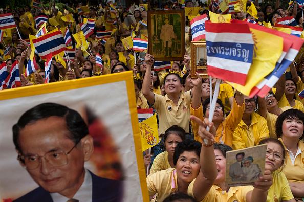 T 「Thailand Celebrates The Kings Birthday」:写真・画像(19)[壁紙.com]