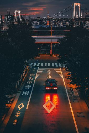 Tokyo Tower「Tokyo Sunset」:スマホ壁紙(18)