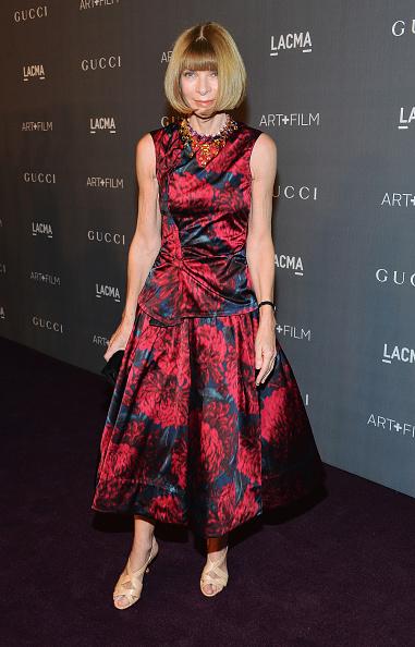 Manolo Blahnik - Designer Label「LACMA 2012 Art + Film Gala Honoring Ed Ruscha And Stanley Kubrick Presented By Gucci - Red Carpet」:写真・画像(1)[壁紙.com]