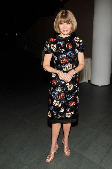 Medium-length Hair「The Museum Of Modern Art Film Benefit: A Tribute To Tilda Swinton - Reception」:写真・画像(16)[壁紙.com]