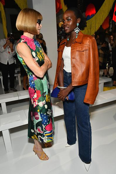 Dia Dipasupil「Calvin Klein Collection - Front Row - September 2017 - New York Fashion Week」:写真・画像(9)[壁紙.com]