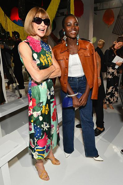 Dia Dipasupil「Calvin Klein Collection - Front Row - September 2017 - New York Fashion Week」:写真・画像(8)[壁紙.com]