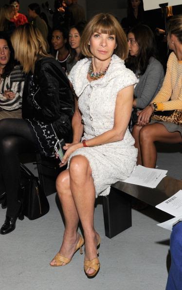 Manolo Blahnik - Designer Label「Rodarte - Front Row - Spring 2013 Mercedes-Benz Fashion Week」:写真・画像(4)[壁紙.com]