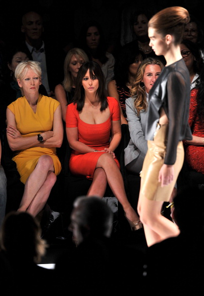 Spring Collection「Project Runway - Front Row - Spring 2012 Mercedes-Benz Fashion Week」:写真・画像(0)[壁紙.com]