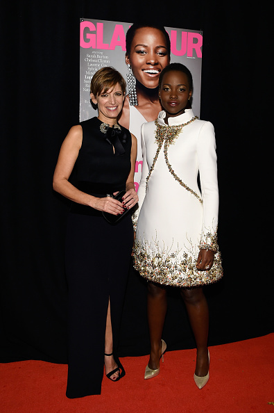 Champagne Colored「Glamour's Cindi Leive Honors The 2014 Women Of The Year - Arrivals」:写真・画像(7)[壁紙.com]