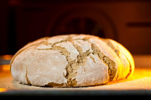 Bun - Bread「bread in oven」:スマホ壁紙(2)