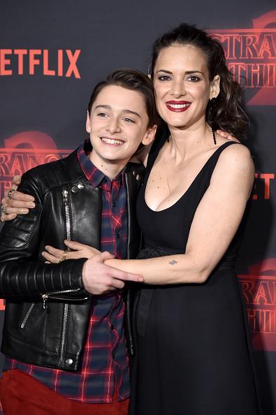 "Noah Schnapp「Premiere Of Netflix's ""Stranger Things"" Season 2 - Arrivals」:写真・画像(10)[壁紙.com]"