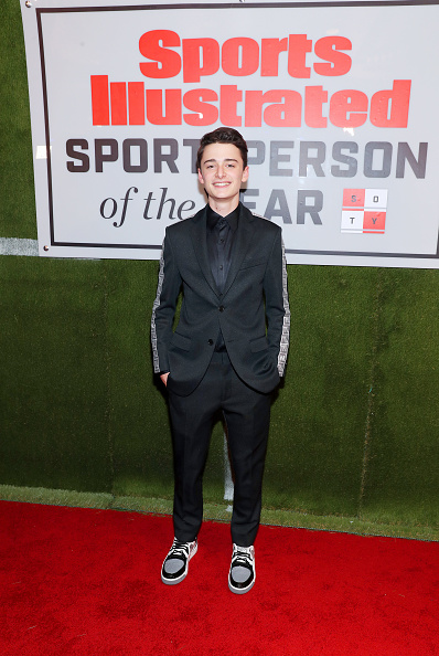 Noah Schnapp「Sports Illustrated Sportsperson Of The Year 2019」:写真・画像(15)[壁紙.com]
