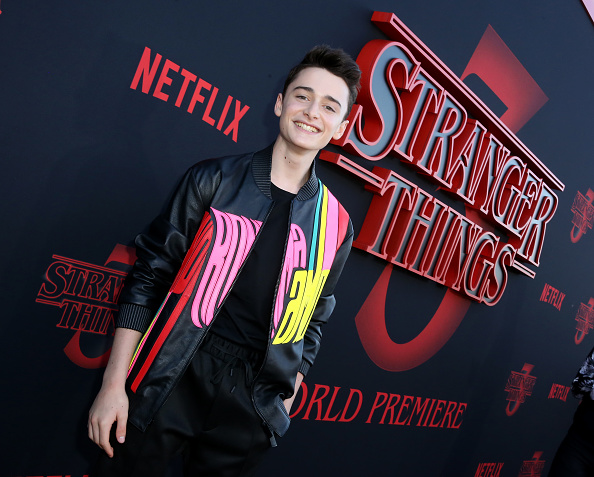"Noah Schnapp「""Stranger Things"" Season 3 World Premiere」:写真・画像(7)[壁紙.com]"