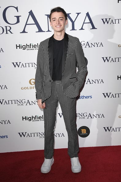 "Noah Schnapp「""Waiting For Anya"" Gala Screening - Red Carpet Arrivals」:写真・画像(5)[壁紙.com]"