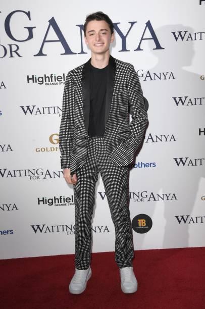 """Waiting For Anya"" Gala Screening - Red Carpet Arrivals:ニュース(壁紙.com)"