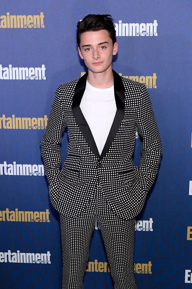 Noah Schnapp「Entertainment Weekly Celebrates Screen Actors Guild Award Nominees at Chateau Marmont - Arrivals」:写真・画像(13)[壁紙.com]