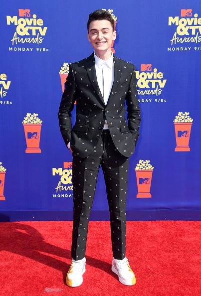 Noah Schnapp「2019 MTV Movie And TV Awards - Arrivals」:写真・画像(18)[壁紙.com]