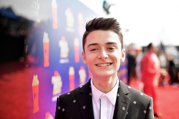 Noah Schnapp「2019 MTV Movie And TV Awards - Red Carpet」:写真・画像(4)[壁紙.com]