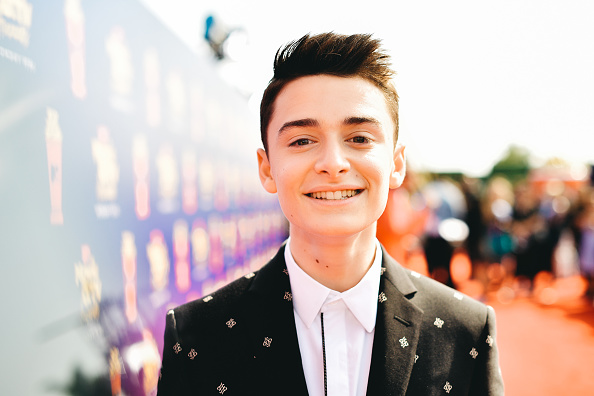 Noah Schnapp「2019 MTV Movie And TV Awards - Red Carpet」:写真・画像(0)[壁紙.com]
