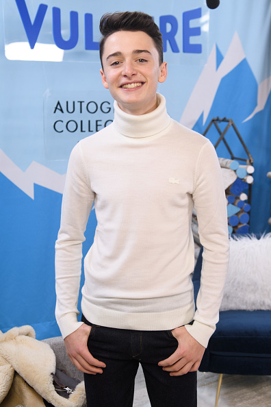 Noah Schnapp「The Vulture Spot At Sundance - DAY 3」:写真・画像(4)[壁紙.com]