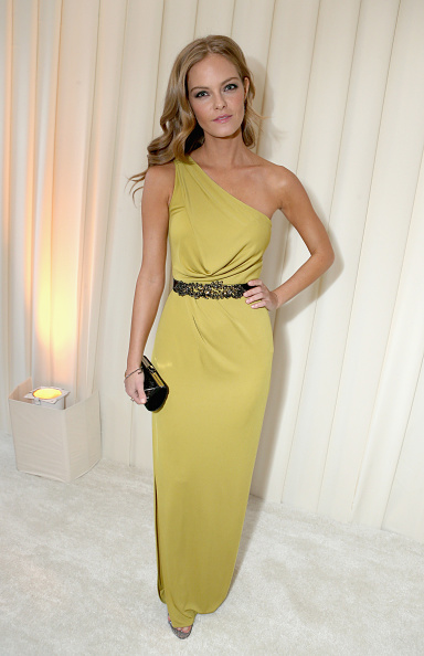 Yellow Dress「Grey Goose At 21st Annual Elton John AIDS Foundation Academy Awards Viewing Party」:写真・画像(14)[壁紙.com]