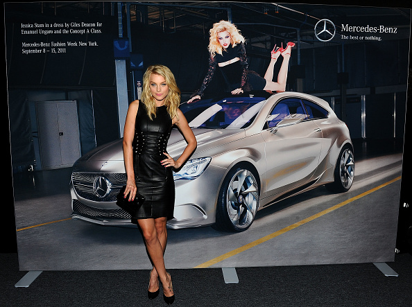 Spring Collection「Mercedes-Benz Fashion Week Spring 2012 - Official Coverage - People and Atmosphere Day 2」:写真・画像(3)[壁紙.com]
