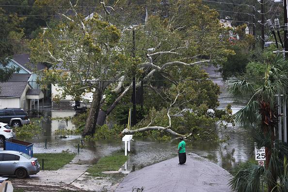 Hurricane - Storm「Hurricane Sally Makes Landfall On Gulf Coast」:写真・画像(15)[壁紙.com]