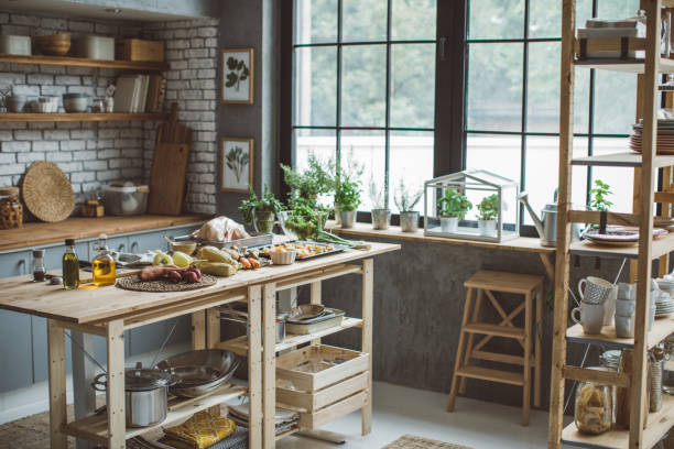 Everything ready for cooking:スマホ壁紙(壁紙.com)