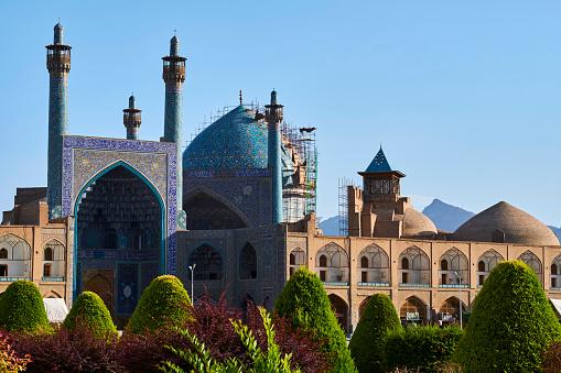Iranian Culture「Iran, Isfahan, Imam Square」:スマホ壁紙(16)