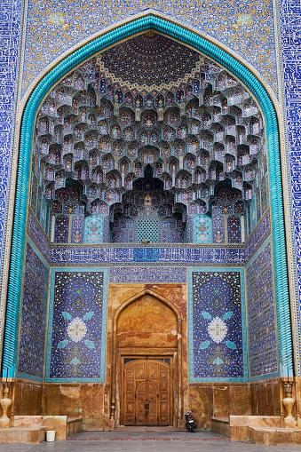 Iranian Culture「Iran, Isfahan, Imam Square」:スマホ壁紙(2)