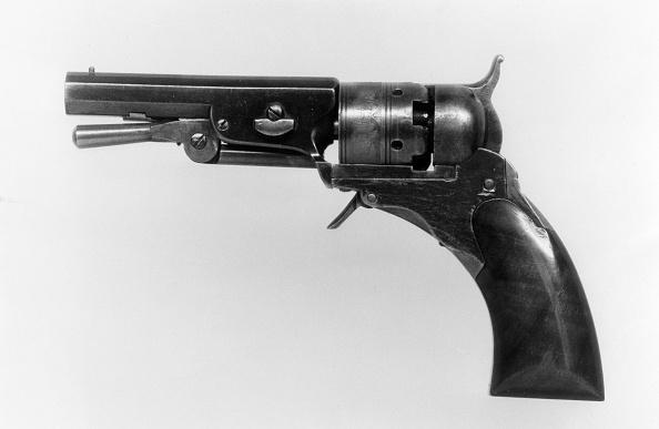Model - Object「Colt Paterson Pocket Percussion Revolver」:写真・画像(14)[壁紙.com]