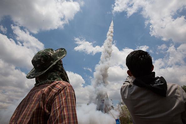 Homemade「Bun Bang Fai Rocket Festival」:写真・画像(6)[壁紙.com]
