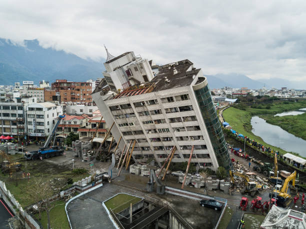 Hualien County「Aftershocks Rattle Taiwan Tourist City After Powerful Quake」:写真・画像(15)[壁紙.com]