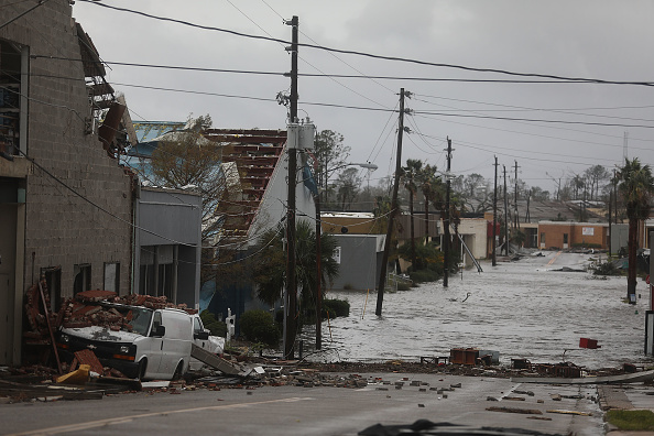 Natural Disaster「Hurricane Michael Slams Into Florida's Panhandle Region」:写真・画像(18)[壁紙.com]
