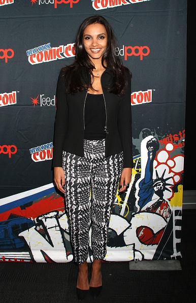 Jessica Lucas「New York Comic-Con 2015 - Day 4」:写真・画像(6)[壁紙.com]