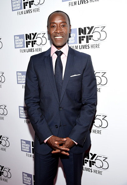 Don Cheadle「53rd New York Film Festival - Closing Night Gala Screening Of 'Miles Ahead' - Red Carpet」:写真・画像(17)[壁紙.com]
