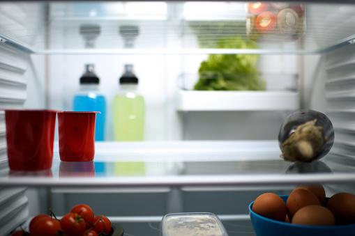 Cherry Tomato「Food in the refrigerator」:スマホ壁紙(0)
