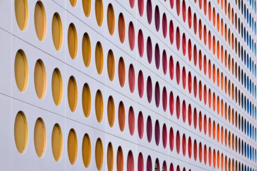 Color Block「Rainbow pattern (XL)」:スマホ壁紙(6)