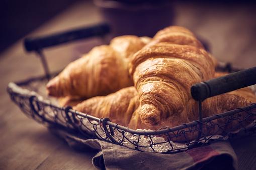 フランス料理「クロワッサン」:スマホ壁紙(9)