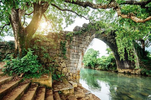 Dragon「Dragon Bridge of Yangshuo, China」:スマホ壁紙(15)