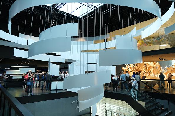 Ceiling「Futurium Press Preview In Berlin」:写真・画像(10)[壁紙.com]