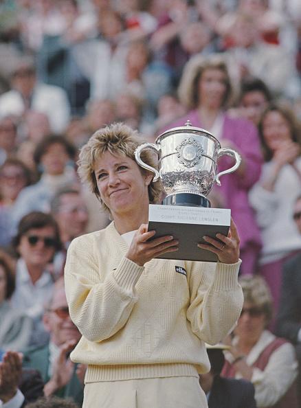 Chris Evert「French Open Tennis Championship」:写真・画像(13)[壁紙.com]