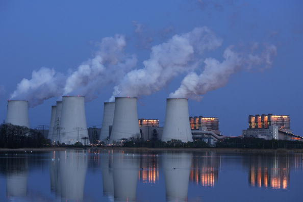 Carbon Dioxide「Germany Plans 40 New Coal-Fired Power Plants」:写真・画像(12)[壁紙.com]