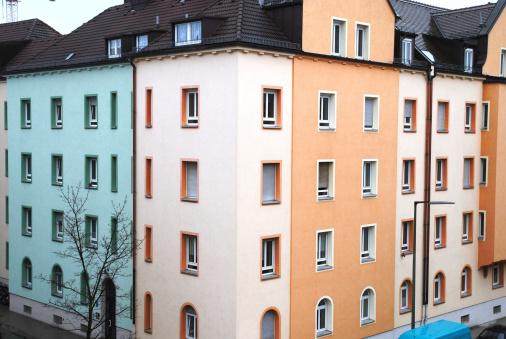 Munich「condominium appartment building in germany」:スマホ壁紙(8)