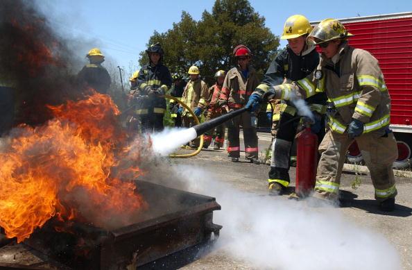 Females「Camp Blaze Firefighting Training for Teen Girls」:写真・画像(15)[壁紙.com]