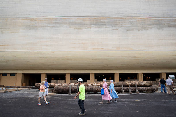 Creationist Builds Large Scale Noah's Ark In Northern Kentucky:ニュース(壁紙.com)