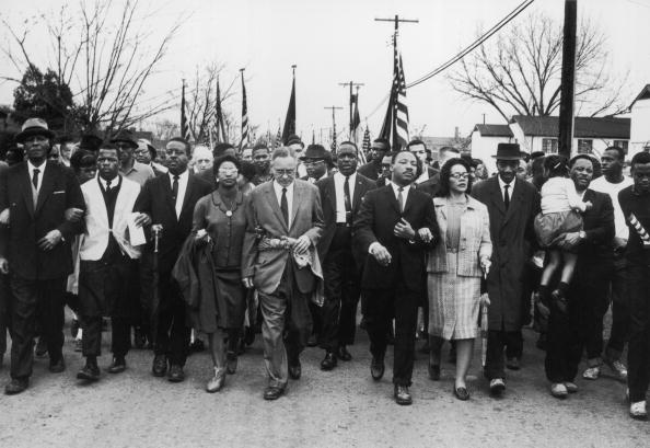 Human Rights「Luther King Marches」:写真・画像(1)[壁紙.com]