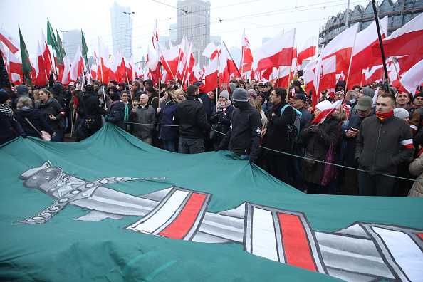 Anniversary「Poland Marks 100th Anniversary Of Independence」:写真・画像(16)[壁紙.com]