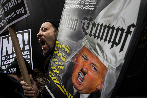 Drew Angerer「President-Elect Donald Trump Holds Press Conference In New York」:写真・画像(12)[壁紙.com]